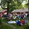 Bilder från Café Bergsmansgården  Lunedet