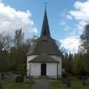 Bilder från Klöveskogs kyrka