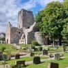 Bilder från S:t Olofs kyrkoruin