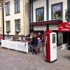 Bilder från Café Tunna Skivor
