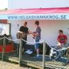 Bilder från Ålabodarnas Hamnkrog