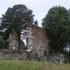 Bilder från Sunne kyrkoruin och kastal