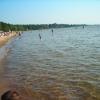 Bilder från Svalnäs Strand