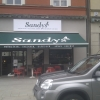 Bilder från Sandys
