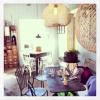 Bilder från Cafe Flora