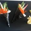 Bilder från DT sushi