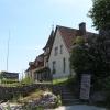 Bilder från Skolhusets Trädgårdscafé