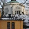 Bilder från Skeppsholmskyrkan