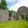 Bilder från Tryserums kyrkoruin