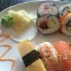 Bilder från Sushi Naruto