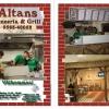 Bilder från Altans Pizzeria och Grill