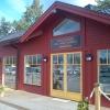 Bilder från Bullandö Glassfabrik och Espressobar