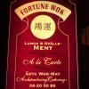 Bilder från Fortune Wok