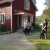 Bilder från Café Gläntebo