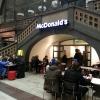 Bilder från McDonalds Centralstation