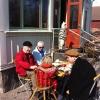Bilder från NolbygårdsEkocafé