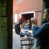 Bilder från Café Kungsgatan