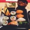 Bilder från Sushi m.m.