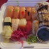 Stor sushi.