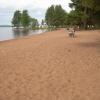 Bilder från Strandbadet, Orsasjön