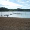 Bilder från Fittja Ängsbadet, Albysjön