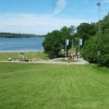 Bilder från Flottsbrobadet, Albysjön