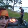 Bilder från Annebergssjön