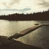 Bilder från Annesjön