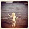 Bilder från Odensjö badplats, Bolmen