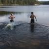 Bilder från Borydsjön