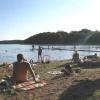 Bilder från Bosarpssjön Linderöd