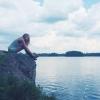 Bilder från Bräkentorpasjön