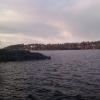 Bilder från Badudden, Drevviken