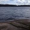 Bilder från Domarudden, Drängsjön