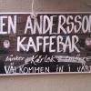 Bilder från Fröken Anderssons Kaffebar