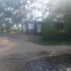 Bilder från Fedingesjöns badplats