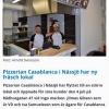 Bilder från Pizzeria Casablanca