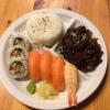 Sushi yakiniko