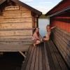 Bilder från Flosjön