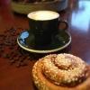 Bilder från Café Blå