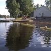 Bilder från Borgåsunds badplats, Freden