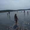 Bilder från Knuts udde