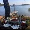 Bilder från Svanefjorden