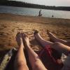 Bilder från Gruvsjön