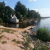 Bilder från Frufällans badplats, öresjö