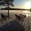 Bilder från Främby udde