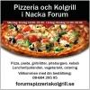 Bilder från Forums Pizzeria och Kolgrill