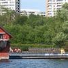 Bilder från Café Båthuset