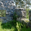 Bilder från Hannäs kyrkoruin