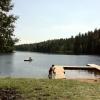 Bilder från Gallabergssjön